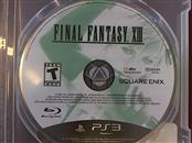 PS3 FINAL FANTASY XIII - DISC ONLY